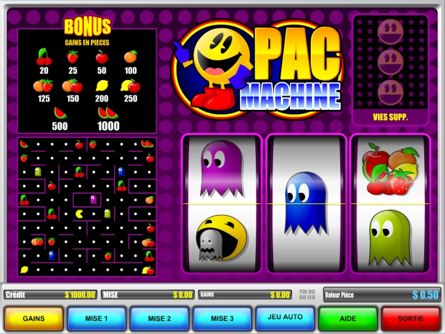 Pac Machine
