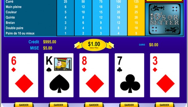 video-poker-10s-or-better-b3w